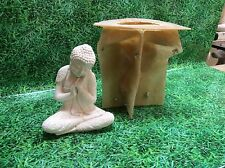 LATEX ONLY MOULD RESTING BUDDHA 30CM TALL ORNAMENT MOULD