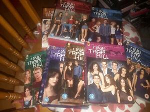One Tree Hill Seasons 1-8    8 seasons free uk delivery