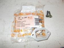 Stihl OEM Muffler Exhaust Gasket Screws (2) 034 036 038 044 1125-149-0600 GL-1C1