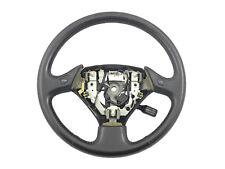 98-05 Lexus GS300 GS400 GS430 OEM Black Leather Steering Wheel Cruise Aristo 2JZ
