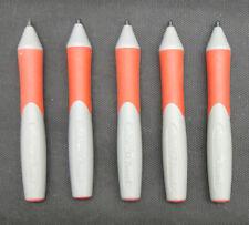 5 x Genuine OEM Red Smart Stylus Pens For Interactive SmartBoard SB660 SB680