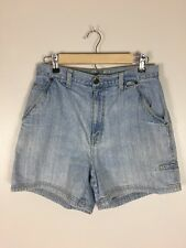 Vintage Bill Blass Light Wash Denim, Jean Shorts, High Waist Shorts, Size S