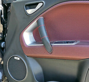 Alfa Romeo Mito Coating Genuine Leather For All Handles Right and Left