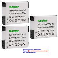 Kastar Replacement Battery for Panasonic DMW-BCM13E & Panasonic Lumix DMC-ZS40