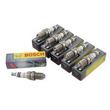 6 x BOSCH Spark Plugs FGR7DQP+ BMW E46 323i 328i 330Ci E39 528i 530i 12129071003