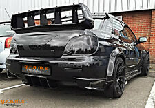 Subaru Impreza Diffuser + Brackets Included Top Secret Style for Racing V6