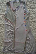 Robe tunique femme beige - taille S/M