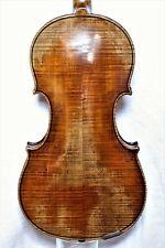 """Feine alte 4/4 Violine m. Zt. """"H. KRAUSS LANDSHUT 1920"""""""