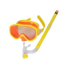 For Kids Diving Mask Breathing Tube Kit Children Swimming Snorkel Goggle Glasses