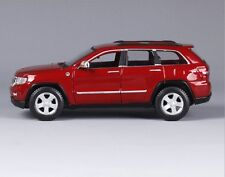 1/24 Red Maisto 2011 Jeep Grand Cherokee  Diecast Car Model Kids Gift Collection