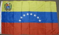 3X5 VENEZUELA FLAG VENEZUELAN FLAGS NEW BANNER F410