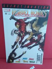 MARVEL - MARVEL HEROES N°23 - PANINI COMICS 2009 - VF - 4149