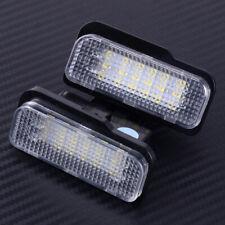 2stk 18 LED Kennzeichenbeleuchtung Kennzeichen Leuchten Birnen für Tesla Model S