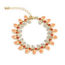 Fishbone Charm Tennis Bracelets Free Shipping Bangle Women Crystal Cheap Jewelry