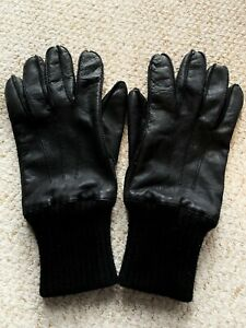 AUSTIN REED MENS LEATHER GLOVES