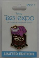 D23 2011 Expo Anniversary Collection Walt Disney's Alice In Wonderland Pin LE