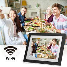 10.1 inch Digital Photo Frame Smart WiFi Electronics Picture Touch Screen