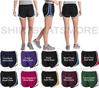 Ladies Running Shorts Performance Womens Jog Walking Athletic XS- XL 2X 3X 4X