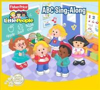 Fisher Price // ABC Sing-Along Gold Edition - Fisher Price Little People - CD 20