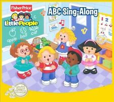 New sealed, Fisher Price Little People: ABC Sing-Along Gold Edition