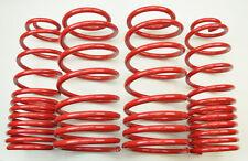"Toyota Celica 00-05 1.4"" Drop Red Suspension Lowering Springs Kit"