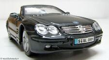 MAISTO Mercedes-Benz SL anthrazit metallic