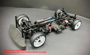 3Racing KIT-ADVANCE-S64 Sakura Advance S 6/4 1/10 On Road Touring Car Kit AWD