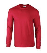 Jerzees RED Crewneck Sweatshirt XL  X-Large