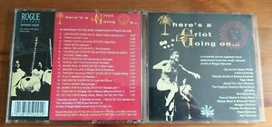 There's a Griot Going On Rogue Records sampler 1993 World Music Baba Maal etc