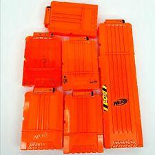 Nerf Ammo clip ammunition holder toy Orange Bulk