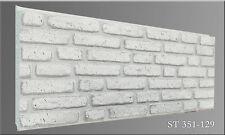 Wandverkleidung Verblendsteine Naturstein Optik wandpaneele Wandverblender 3D