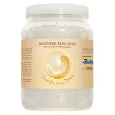 Zechstein Magnesium Flakes MagnesiumChlorid 2000 g