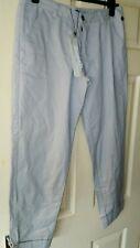 "BNWT Grey Bench Cotton Trousers. 28"" Waist. 27"" Leg."
