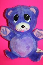Fur Berries Blueberry Bear Purple Bear Guc Spin Master 2007 Folds Up Into Ball