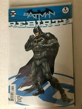Batman Rebirth #1 Comic Collectible Variant Cover