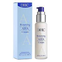 DHC Renewing AHA Cream 1.5 fl. oz., includes four free samples