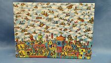 Where's Waldo The Carpet Flyers puzzle over 100 pieces