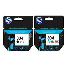 HP 304 Black and Colour Bundle Ink Cartridge for Deskjet 3720 3730 - Offer Price