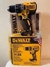 Dewalt DCD791B 20V Li-Ion MAX XR Compact Cordless Brushless Drill/Driver