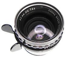 Cooke Speed Panchro 25mm f2 (T2.2) Ser.III Arriflex standnard mount  #613127