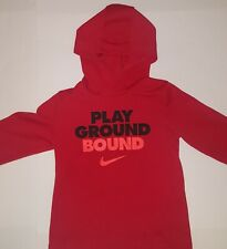 Nike Long Sleeve Red Sweatshirts   Hoodies (Sizes 4   Up) for Girls ... 79c87bb04