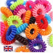 Accessoires de coiffure multicolores en plastique pour femme