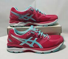 Asics Gel GT 2000 4 Pink Women Size 7 UK Running Shoes T656N Dynamic Duomax IGS