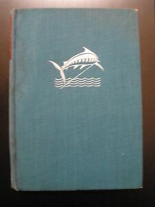 The Old Man and The Sea - Ernest Hemingway - 1953 Illustrated Edition