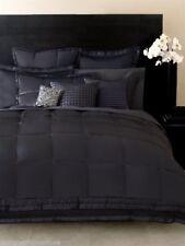 Donna Karan DKNY MODERN CLASSICS Black Ice King Sham $214
