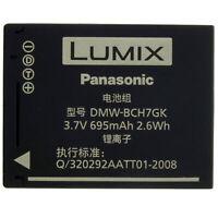 ✅ Panasonic DMW-BCH7E BCH7 Akku für DMC- FP1 FP2 FP3 FT10 TS10