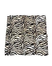 Zac's alter ego ® Zebra Print Bandana