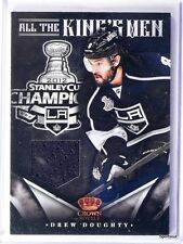 12-13 Panini Rookie Anthology All the King's Men Drew Doughty jersey #LA-DD *431