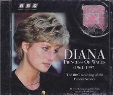 Princess Diana: Princess of Wales 1961-1997 - CD  - (NEW)