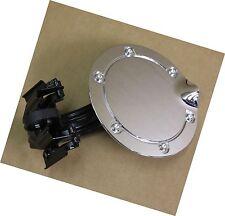 01-10 Chrysler PT Cruiser Chrome Fuel Door Filler Gas Door OEM Factory Accessory